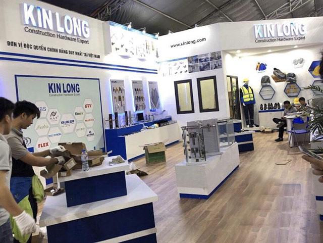 Nhị Hà là đối tác phân phối trực tiếp của thương hiệu Kinlong tại Việt Nam