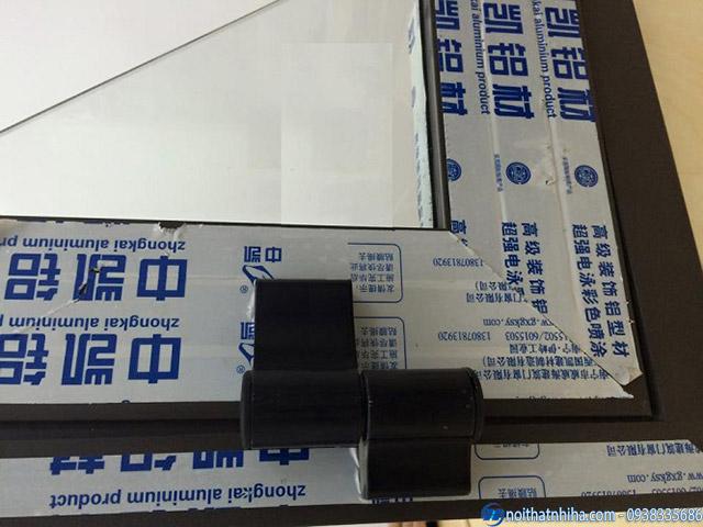 Cửa nhôm Xingfa chính hãng nhập khẩu tem xanh