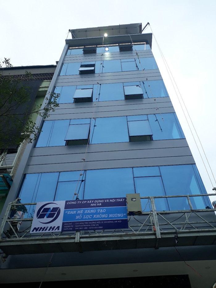 Trọn Gói nhà 7 tầng tại nguyễn Khuyến, Hà Đông