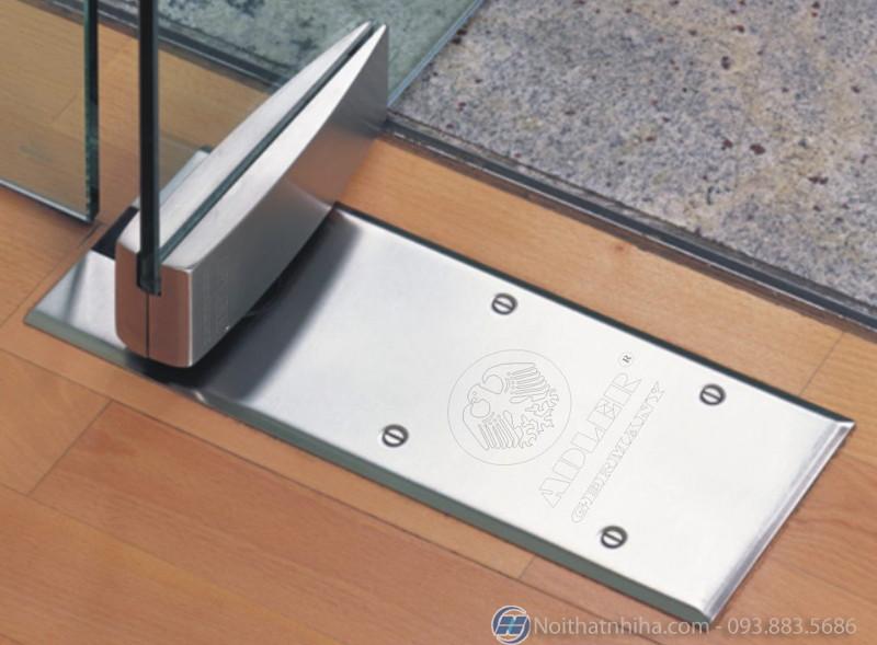 Bản lề cửa kính cường lực