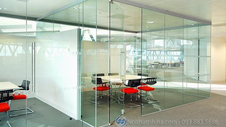 Mẫu cửa kính cường lực đẹp cho gia đình, văn phòng