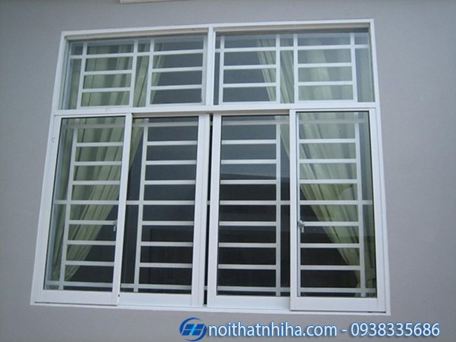 Cửa sổ nhôm Việt Pháp
