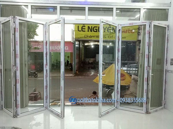 Các hệ cửa nhôm Xingfa