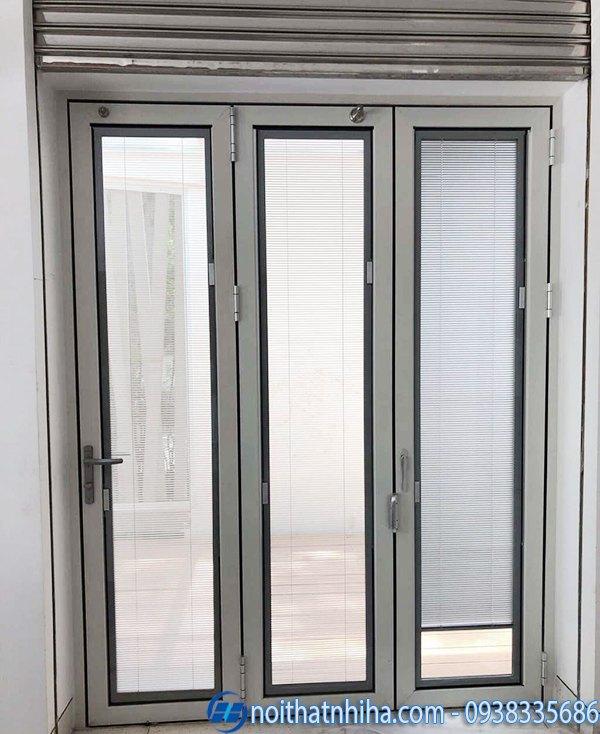 cửa nhôm kính 3 cánh-1
