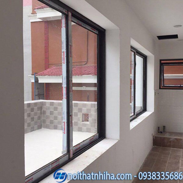 cửa sổ lùa xingfa hệ 55-4