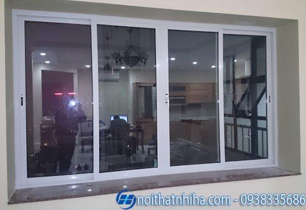 cửa sổ lùa xingfa hệ 55-5