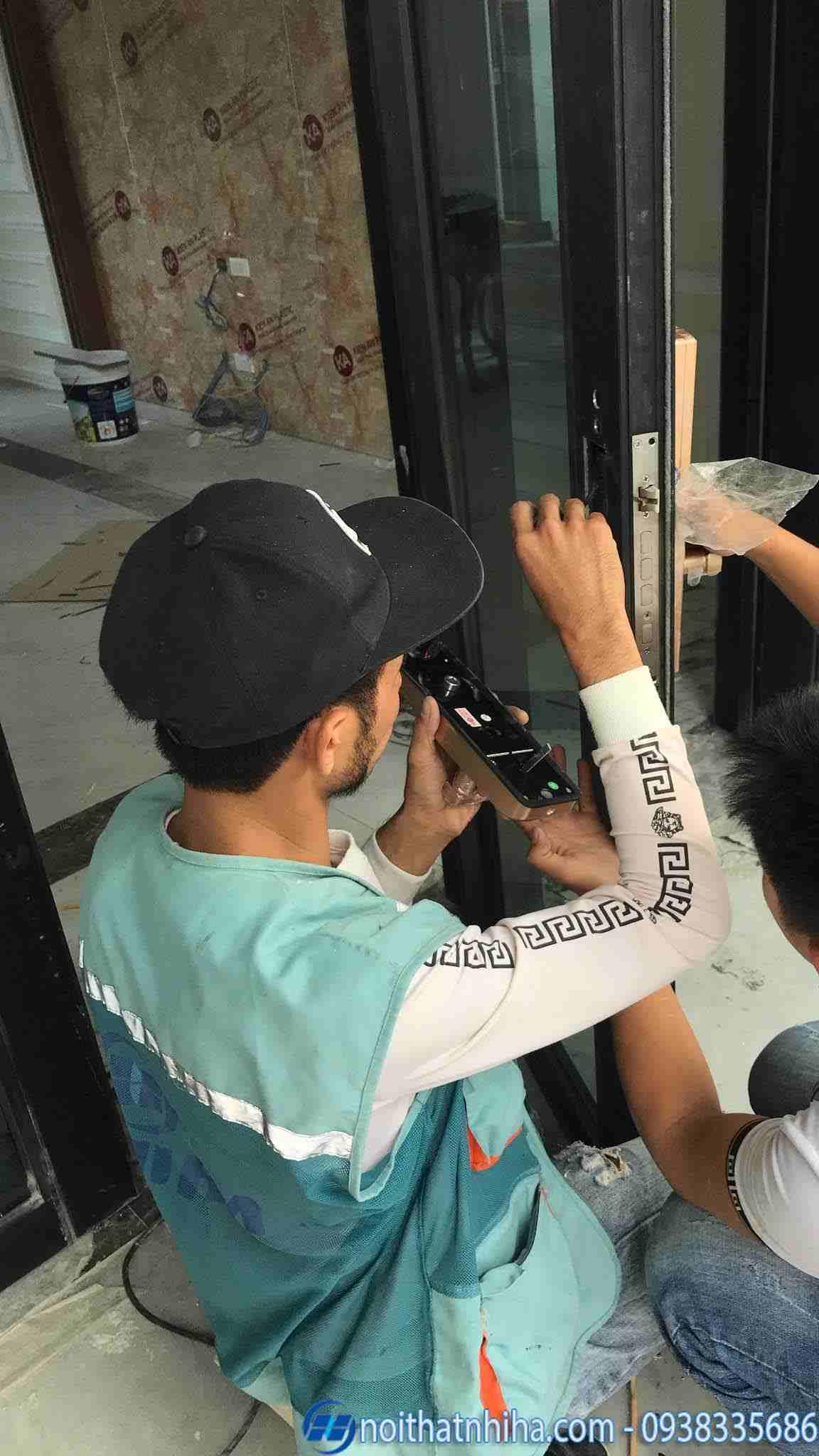 quy trình sản xuất cửa nhôm kính-10