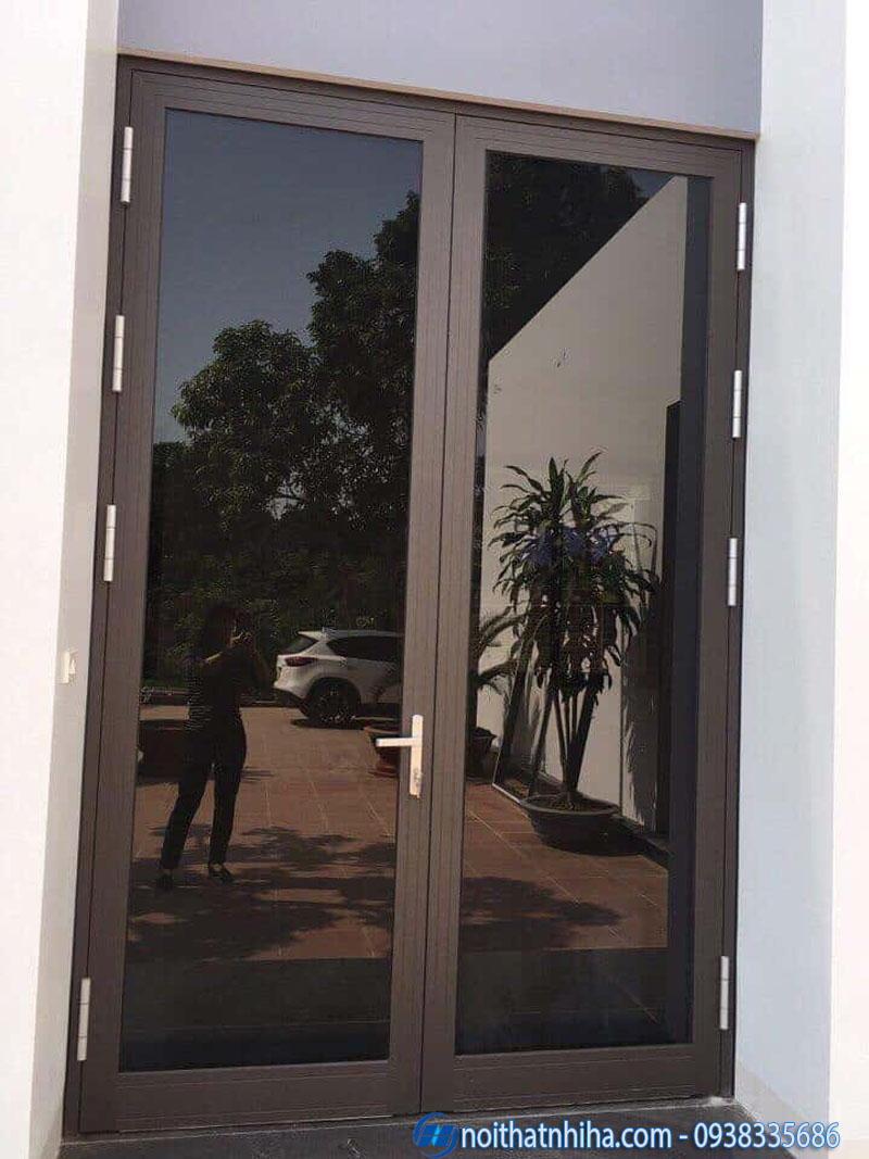 cửa nhôm xingfa tại Thái Nguyên