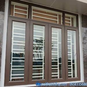 cửa sổ nhôm pma