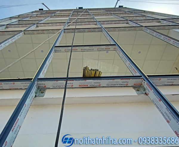Cửa nhôm kính tại Hải Phòng