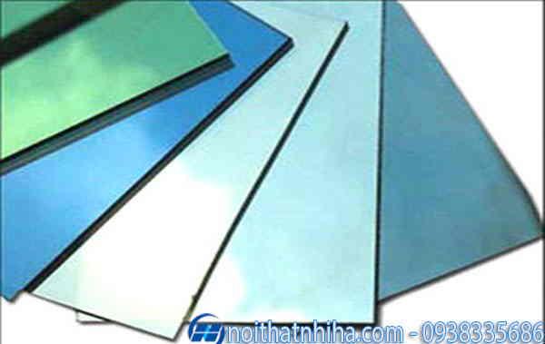 các màu kính phản quang Hải Long