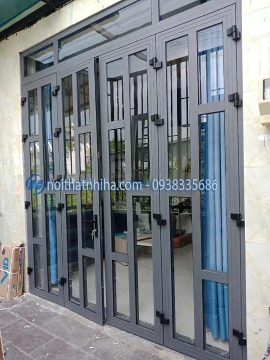 Cửa nhôm Xingfa chính hãng tại Sóc Sơn