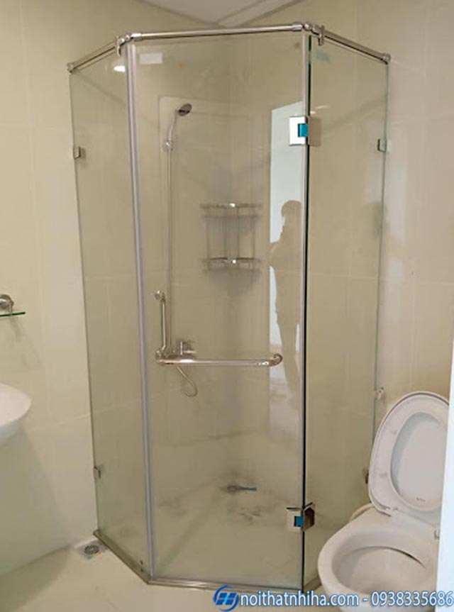 Hình ảnh cabin phòng tắm 135 độ 2