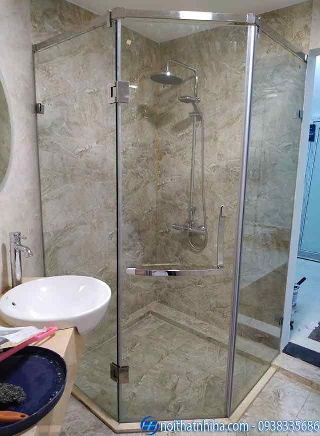 Hình ảnh cabin phòng tắm 135 độ 3
