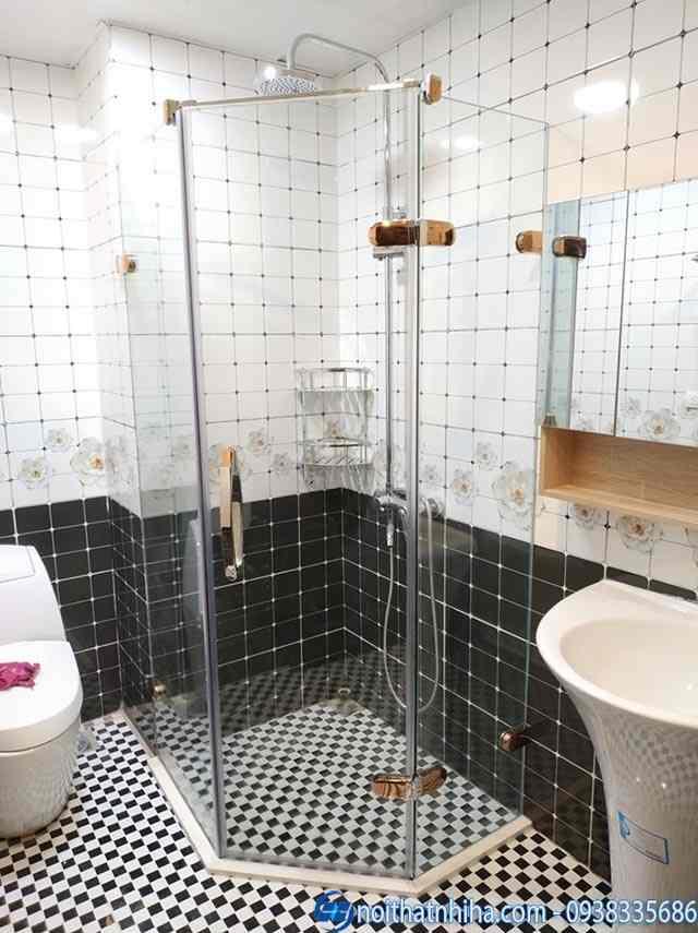 Hình ảnh cabin phòng tắm 135 độ 4
