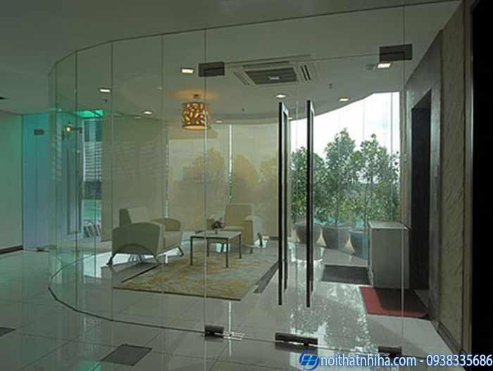 Lắp đặt cửa kính cường lực tại Quận Thanh Xuân Hà Nội