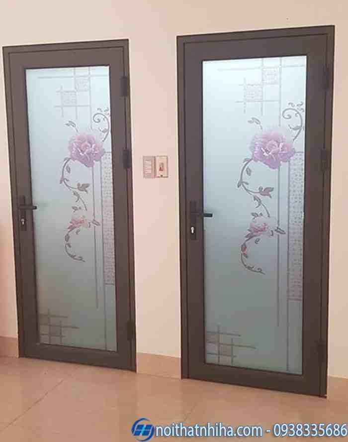 Thi công lắp đặt Cửa Nhôm Kính tại Phú Xuyên