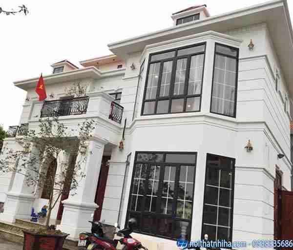 cửa nhôm xingfa tại Hà Nam