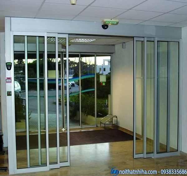 Cửa tự động Nabco Nhật Bản chính hãng chất lượng cao