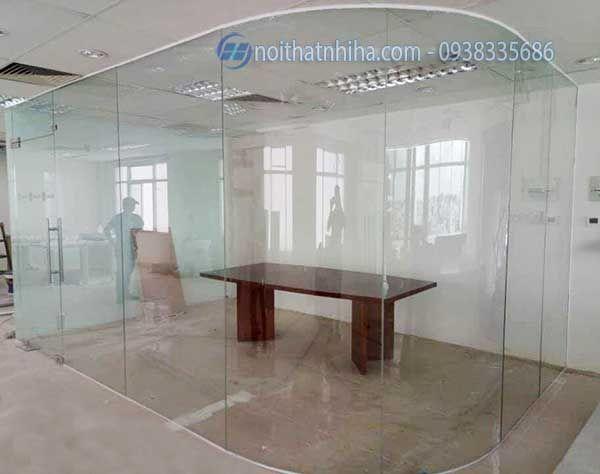 Báo giá kính uốn cong Hải Long, Việt Nhật chính hãng an toàn