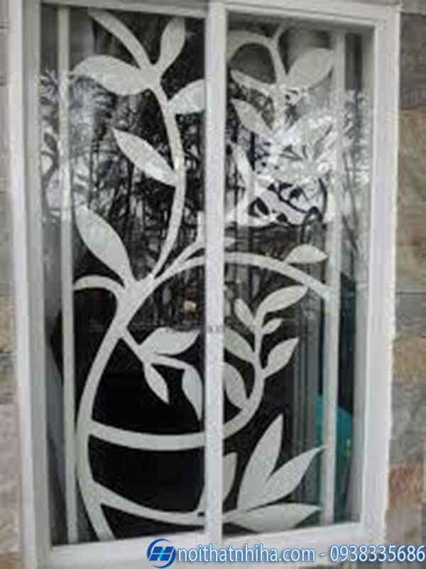 khung bảo vệ cửa sổ cắt CNC đẹp