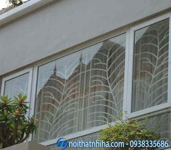 khung bảo vệ cửa sổ cắt CNC