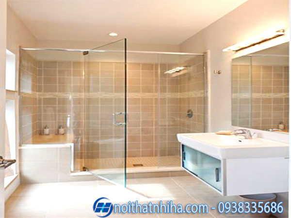 Cabin phòng tắm 180 độ đẹp