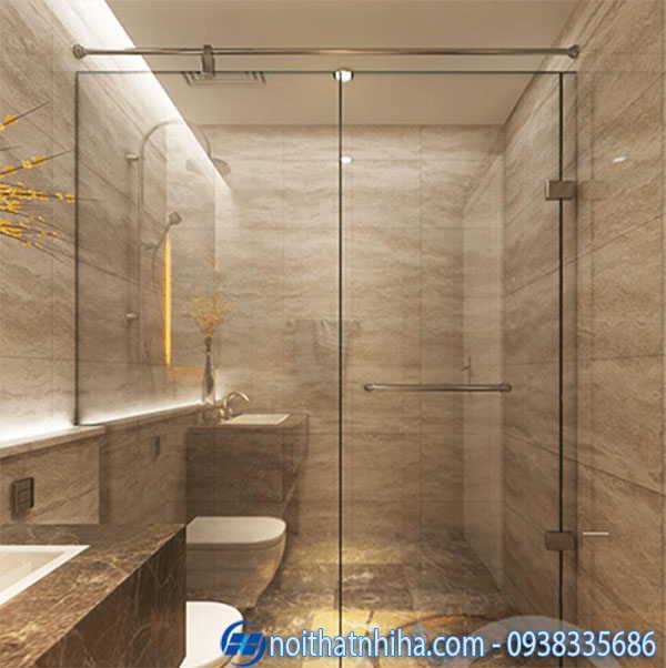 Cabin phòng tắm 180 độ