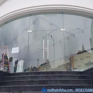 cửa kính cường lực tại Hà Nam