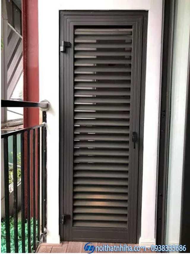 louver nhôm cửa Louver nhôm