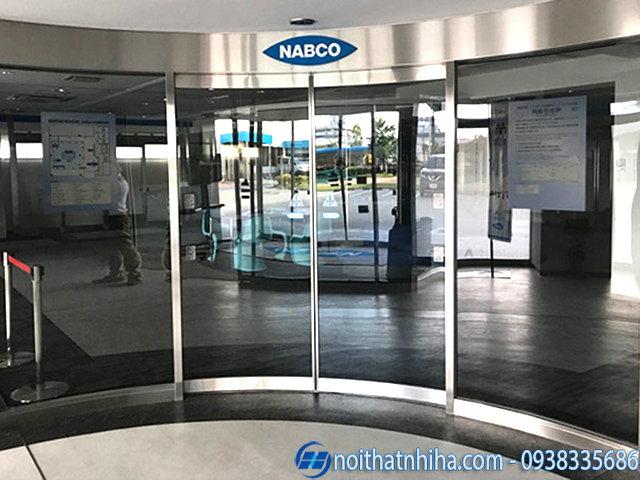 Cửa tự động Nabco Nhật bản