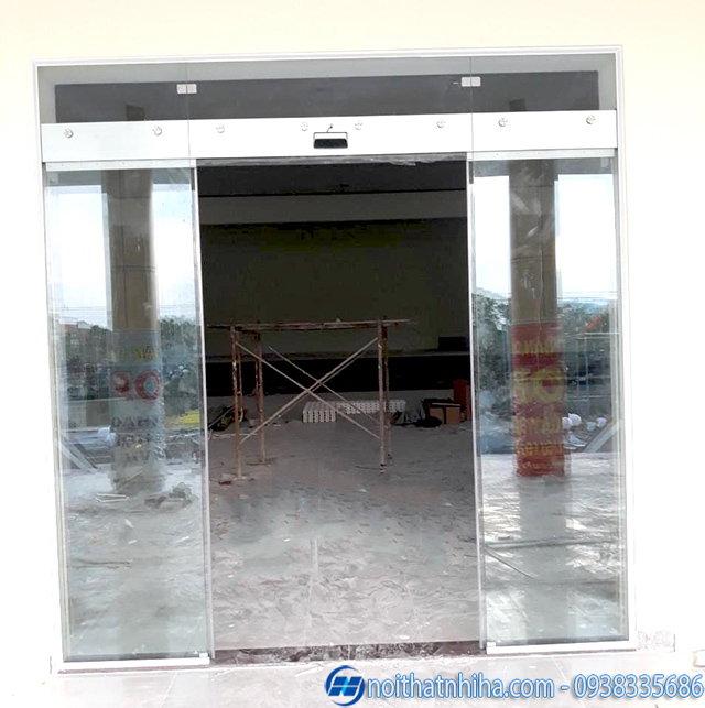 Đơn vị cung cấp lắp đặt cửa tự động