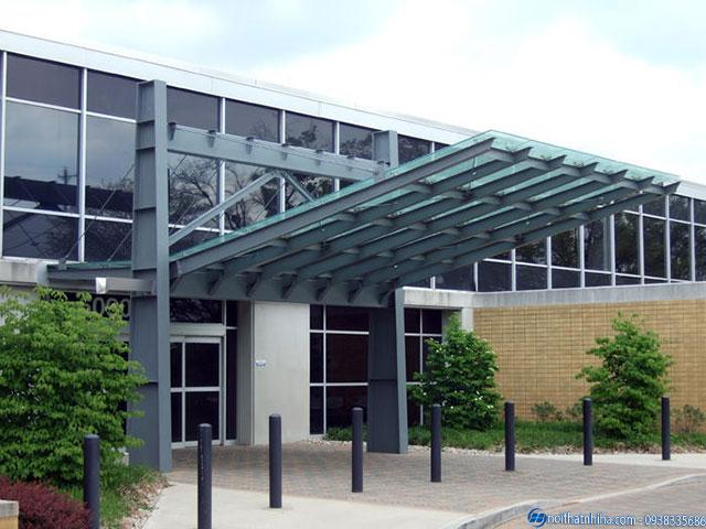 Mái kính Canopy