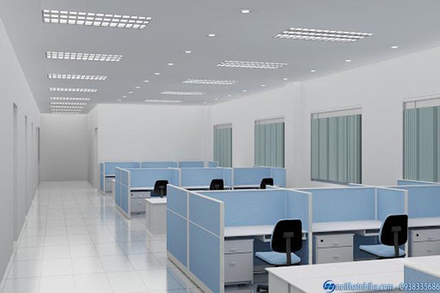 Vách panel EPS ngăn văn phòng