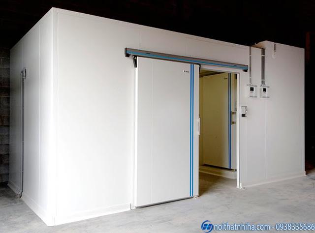 Vách panel xốp phòng lạnh